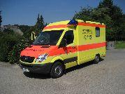 Rettungstransportwagen RTW